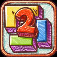 Portada oficial de Doodle Fit 2: Around the World para Android