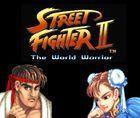 Portada oficial de de Street Fighter II: The World Warrior CV para Wii U