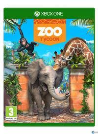 Portada oficial de Zoo Tycoon para Xbox One