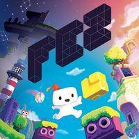 Portada oficial de Fez PSN para PS4