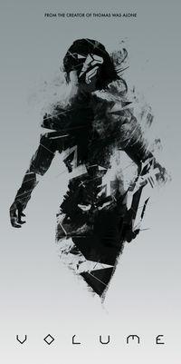 Portada oficial de Volume para PS4