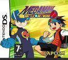 Portada oficial de de MegaMan EXE para Game Boy Advance