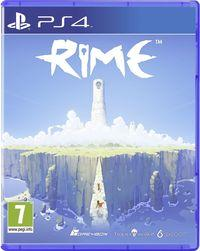 Portada oficial de RiME para PS4
