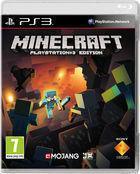 Portada oficial de de Minecraft PlayStation 3 Edition para PS3