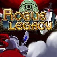 Portada oficial de Rogue Legacy PSN para PSVITA