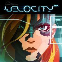 Portada oficial de Velocity 2X para PS4