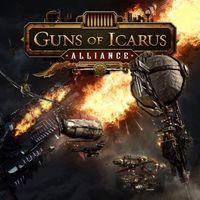 Portada oficial de Guns of Icarus Alliance para PS4