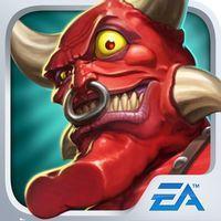 Portada oficial de Dungeon Keeper para Android