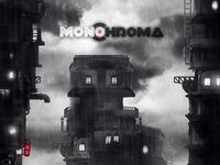 Portada oficial de Monochroma para PC