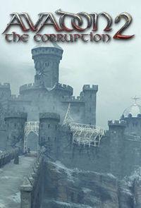 Portada oficial de Avadon 2: The Corruption para PC