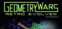 Portada oficial de Geometry Wars: Retro Evolved para PC