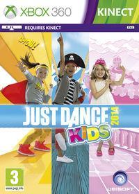 Portada oficial de Just Dance Kids 2014 para Xbox 360