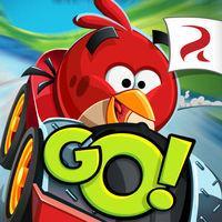 Portada oficial de Angry Birds Go! para Android