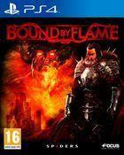 Portada oficial de de Bound by Flame para PS4