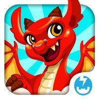 Portada oficial de Dragon Story para Android