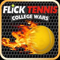 Portada oficial de Flick Tennis para Android
