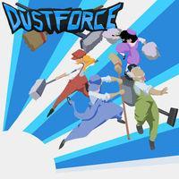 Portada oficial de Dustforce PSN para PS3