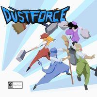 Portada oficial de Dustforce PSN para PSVITA