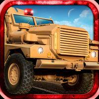 Portada oficial de A Desert Trucker: Fighting Park Sim para iPhone