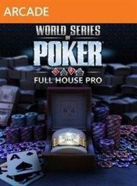 Portada oficial de World Series of Poker: Full House Pro XBLA para Xbox 360