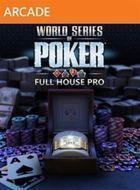 Portada oficial de de World Series of Poker: Full House Pro XBLA para Xbox 360