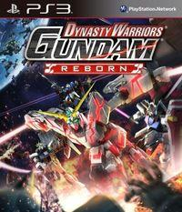 Portada oficial de Dynasty Warriors: Gundam Reborn para PS3