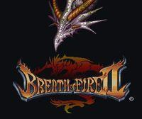 Portada oficial de Breath of Fire II CV para Wii U