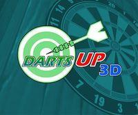 Portada oficial de Darts Up 3D eShop para Nintendo 3DS