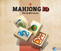 Portada oficial de Mahjong 3D – Essentials eShop para Nintendo 3DS