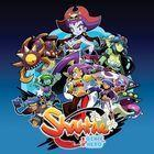Portada oficial de de Shantae: Half-Genie Hero para PS4
