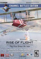 Portada oficial de de Rise of Flight: Channel Battles Edition para PC