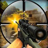 Portada oficial de Army Sniper Shooting para iPhone