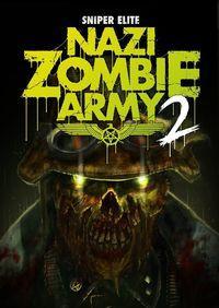 Portada oficial de Sniper Elite: Nazi Zombie Army 2 para PC