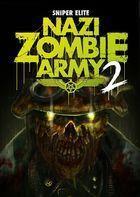 Portada oficial de de Sniper Elite: Nazi Zombie Army 2 para PC