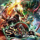 Portada oficial de de Soul Sacrifice Delta PSN para PSVITA