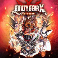 Portada oficial de Guilty Gear Xrd -SIGN- para PS4