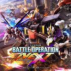 Portada oficial de de Gundam Battle Operation Next para PS4