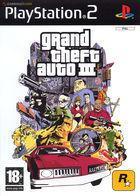 Portada oficial de de Grand Theft Auto 3 para PS2