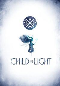 Portada oficial de Child of Light para PS4