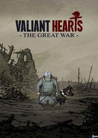 Portada oficial de Valiant Hearts: The Great War para PC