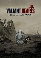 Portada oficial de de Valiant Hearts: The Great War para PC