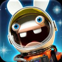 Portada oficial de Rabbids Big Bang para Android