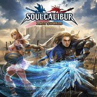 Portada oficial de SoulCalibur: Lost Swords para PS3