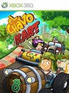Portada oficial de de El Chavo Kart para Xbox 360