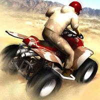 Portada oficial de Desert Rider para iPhone