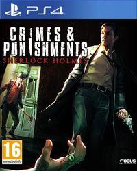 Portada oficial de Sherlock Holmes: Crimes & Punishments para PS4
