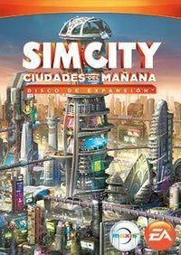 Portada oficial de SimCity: Ciudades del Mañana para PC
