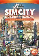 Portada oficial de de SimCity: Ciudades del Mañana para PC