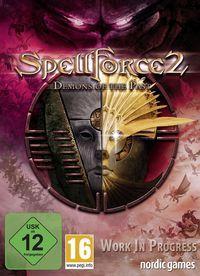 Portada oficial de SpellForce 2: Demons Of The Past para PC