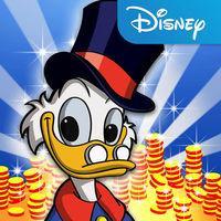 Portada oficial de DuckTales, el botín para iPhone